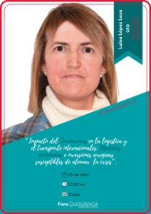"""""""Webinar: Iniciativas económicas e inversiones Europeas para la Logística y el Transporte a raiz del coronavirus""""."""