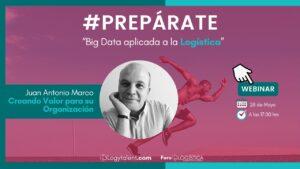 Webinar: Big Data aplicada a la Logística
