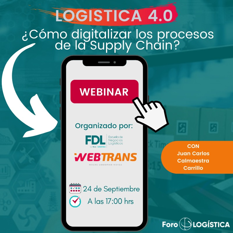 """Como digitalizar los procesos de la Supply Chain»"