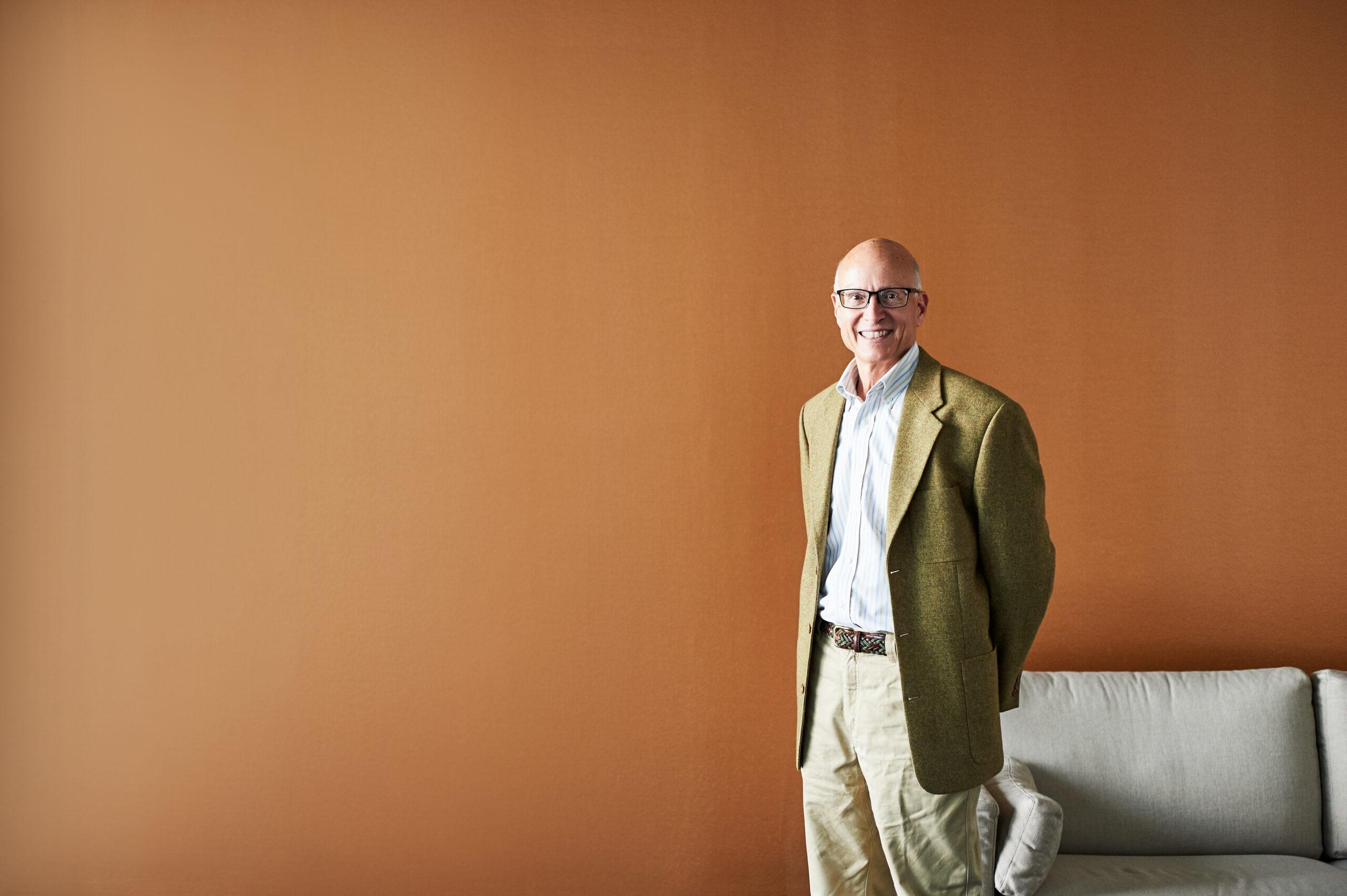 """Rod Franklin: """"Estrechar lazos con Foro de Logística resulta extremadamente emocionante"""""""