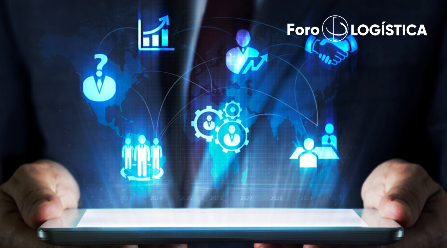 Rompiendo fronteras, la colaboración digital en la cadena de valor.