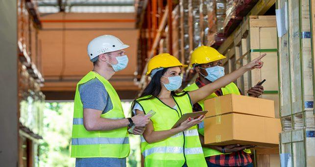 Barómetro de empleo, Abril 2021,  el sector Logístico mantiene su tendencia alcista en el empleo.