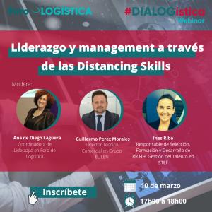 Liderazgo y Management a través de las «Distancing Skills»