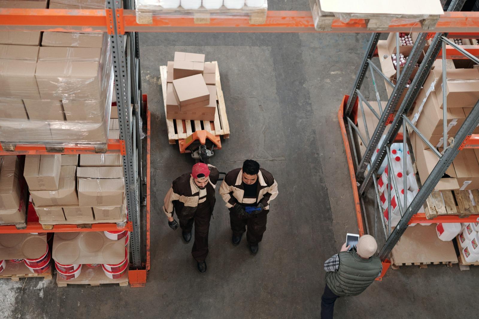 El Sector Logístico genera  el 10,5% de los empleos en España.